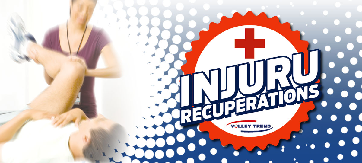 volleytrend injuru recuperations